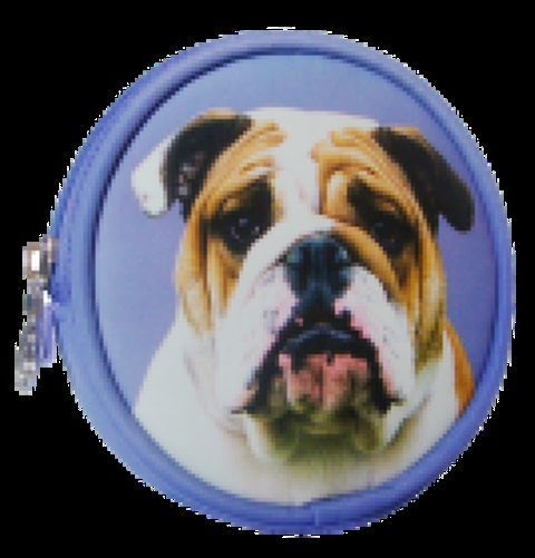 BULLDOG COIN PURSE