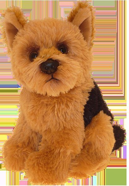 Yorkshire Terrier Cuddly toy 12""