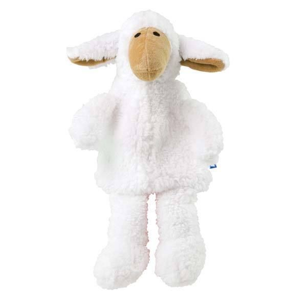 GOOD BOY RAGGY LAMB WITH STUFFING FREE BODY 14INCH