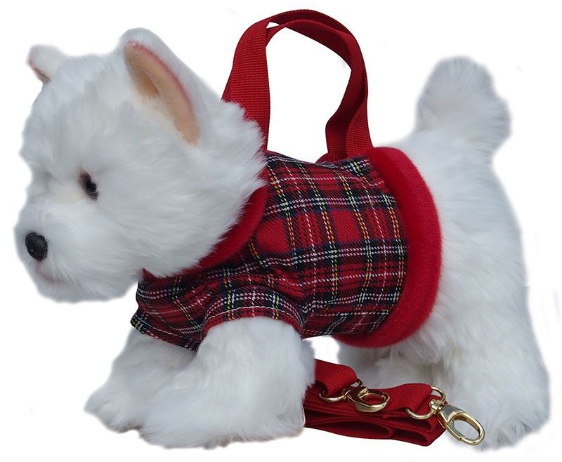 West Highland Terrier Hand or shoulder bag